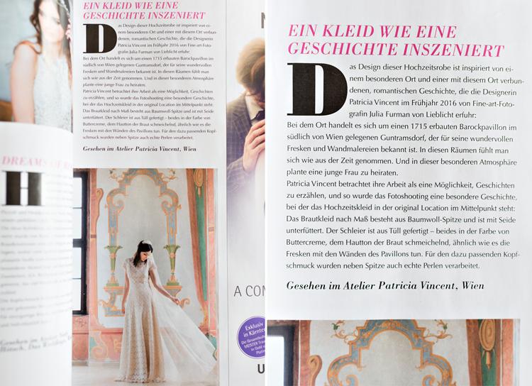 Lieblicht-Hochzeit-Magazin-Veröffentlichung