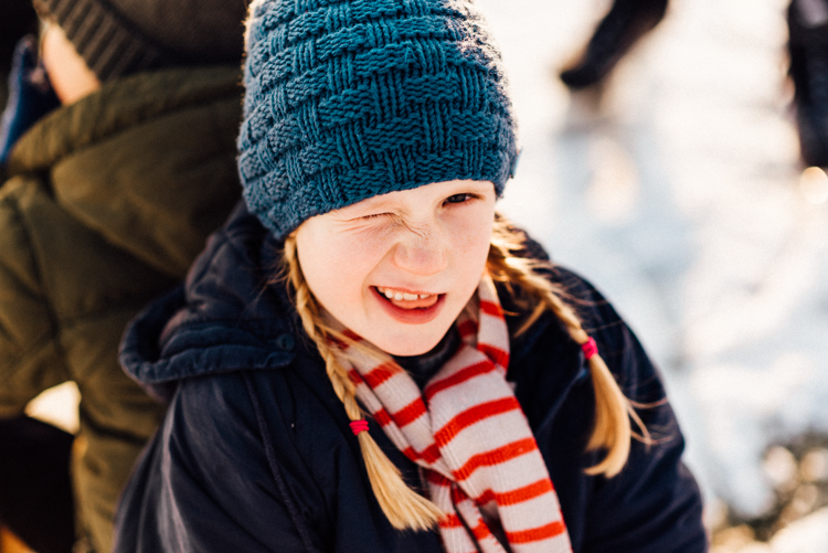 Lieblicht-Familienfotografie-Eisschlittenfahrt