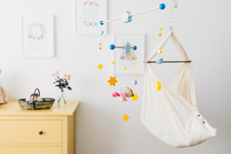 Ideen fürs Kinderzimmer - mobile