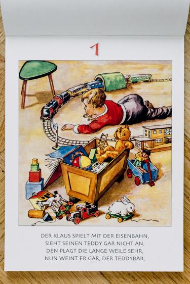 Weihnachtsgeschichte - Adventskalender