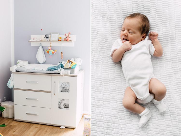 Wickeltisch fürs Baby